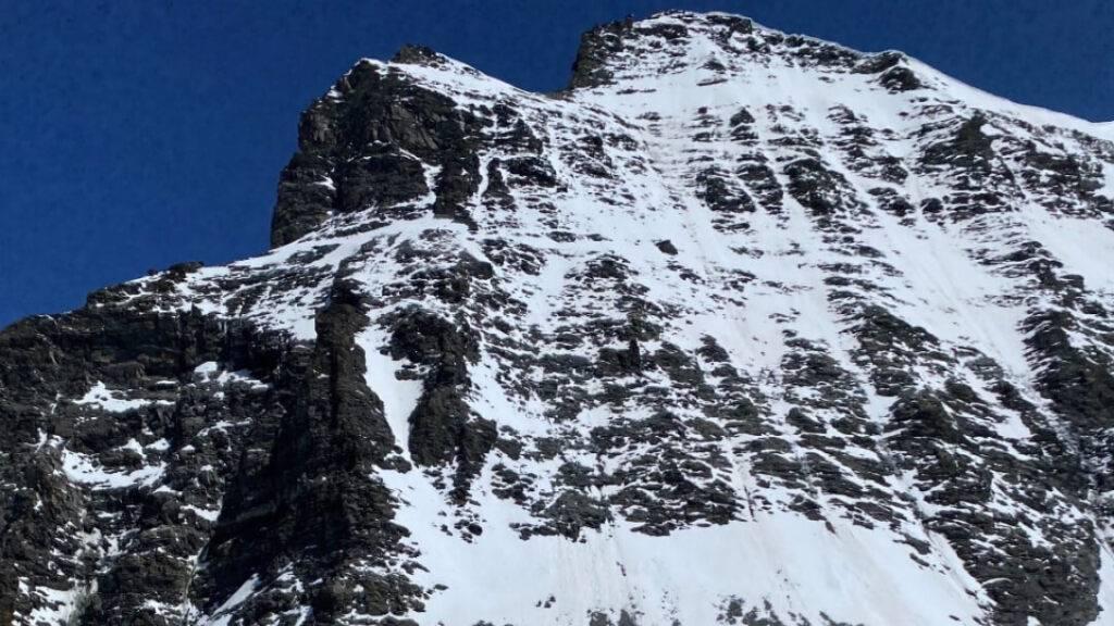 Alpinist stürzt am Combin du Valsorey 250 Meter in die Tiefe