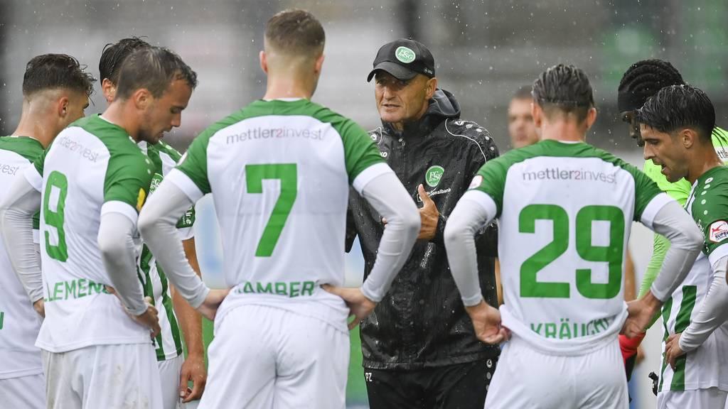 Wolfsburg und Desna Chernihiv mögliche Gegner des FCSG