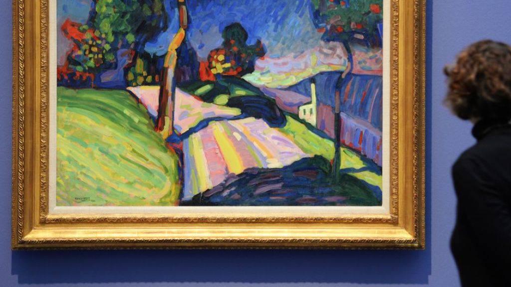 Farben und Formen in Kunstwerken haben keine universelle Wirkung