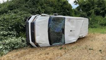 Verkehrsunfall Brittnau am 14. Juli 2020