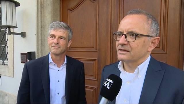 Jetzt nur noch Duell ums Aarauer Stadtpräsidium