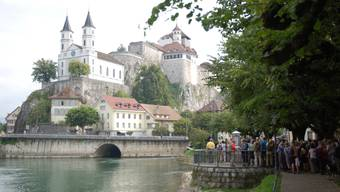 Die 25. und letzte Wanderung von Aarburg nach Zofingen