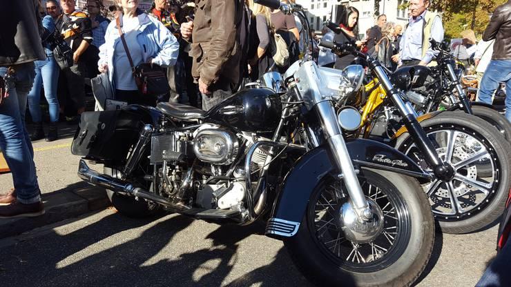 Das schönste Oldie-Bike
