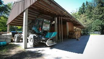 Der Forstwerkhof Suret soll ausgebaut werden. Nicht sinnvoll, findet der Stadtrat. Pascal Meier