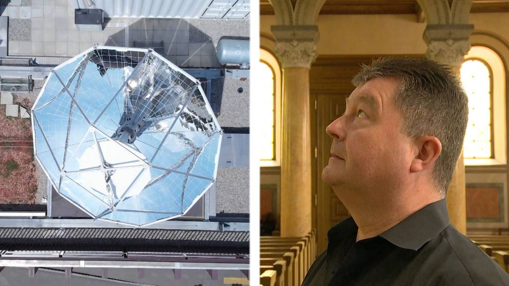 Flugzeugtreibstoff aus Luft und Sonnenlicht / Pfarrer wird wegen Nächstenliebe verurteilt