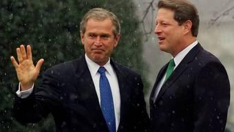 Wahlkampf 2000: George W. Bush vs.