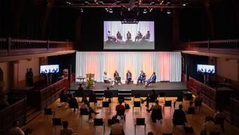 Am Donnerstag fand die Generalversammlung des Industrieverbands Solothurn statt.