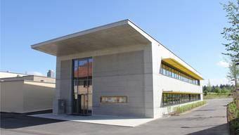 Das neue Gemeindehaus in Staufen.