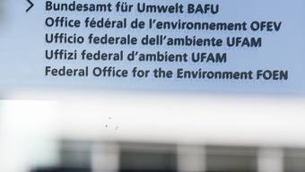Unter anderem wegen der Strafuntersuchung stoppte das BAFU 2012 ein millionenschweres Informatikprojekt. (Symbolbild)