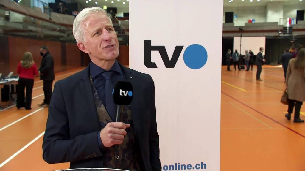 Mathias Gabathuler zum St.Galler Stadtrat gewählt