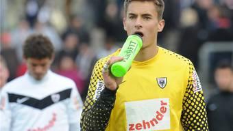 FCA-Torhüter Joël Mall erwischte gestern nicht seinen besten Tag.