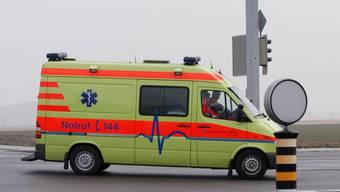 Todesdrama bei Kreisel in Fislisbach: Ambulanz benötigte 23 Minuten an Einsatzort