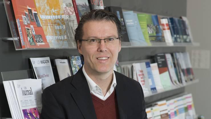 Politologe Uwe Serdült: «Beim richtigen lokalen Thema lassen sich die Leute schon mobilisieren.»