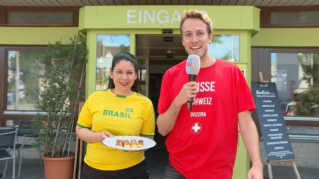 Schweiz gegen Brasilien: Das kulinarische WM-Battle