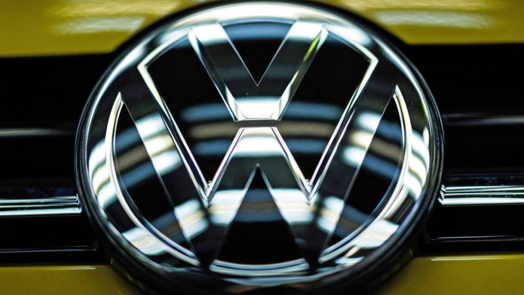 VW geht bei den Geländewagen mit vielen neuen Modellen in die Offensive. (Archiv)