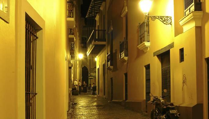 Die Altstadt «Old San Juan»