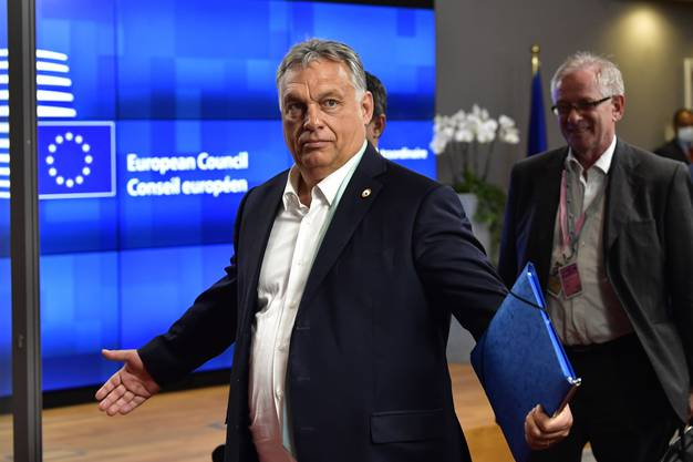 Spielt sein eigenes Spiel: Ungarns Ministerpräsident Viktor Orban.