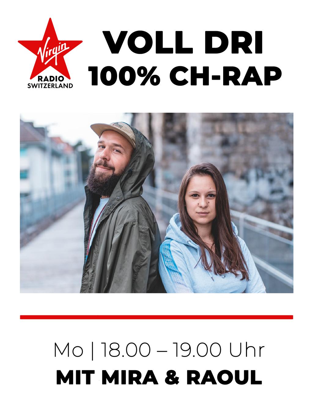 Voll dri – 100% CH-Rap