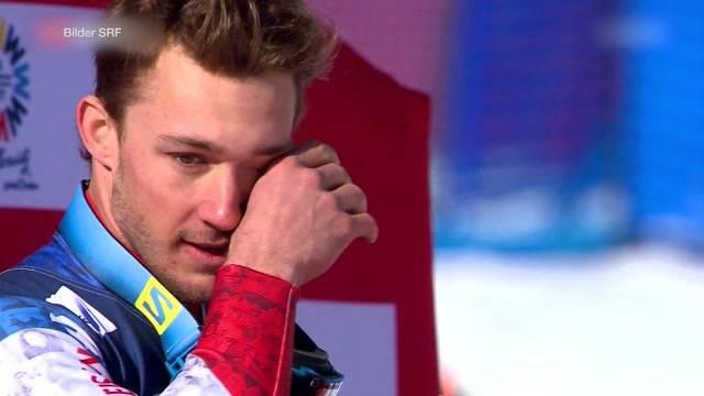 Luca Aerni gelingt WM-Wunder