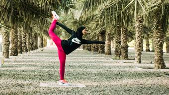 Nike bringt einen Sport-Hidschab in seine Regale.