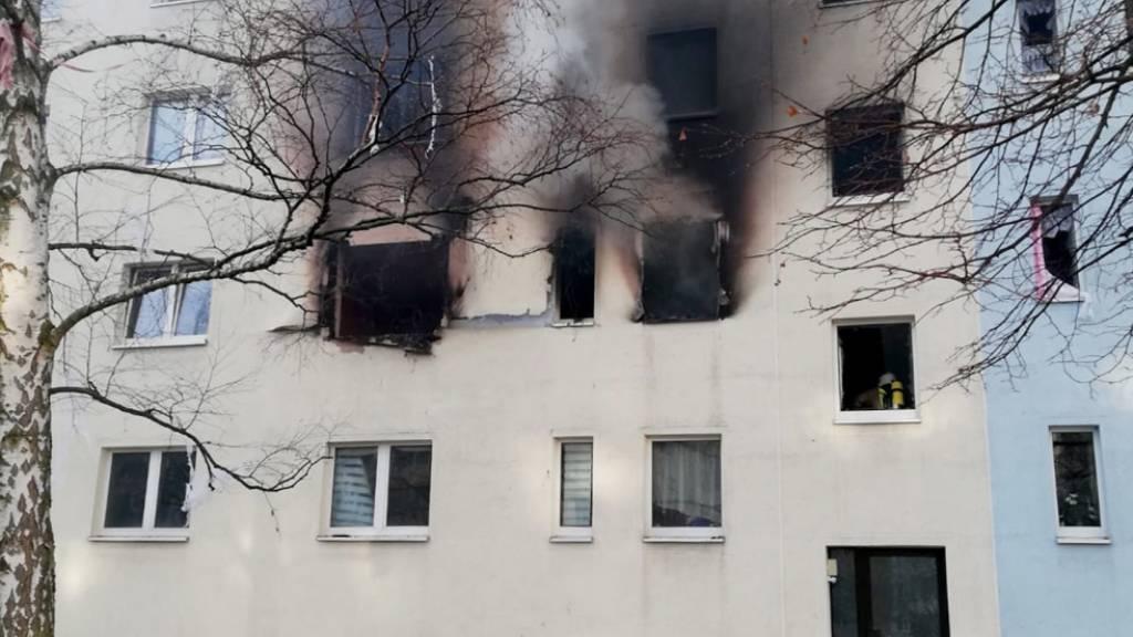 Ein Toter und 25 Verletzte bei Explosion in Sachsen-Anhalt