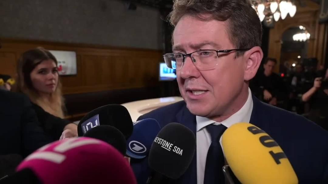 Albert Rösti: «Wir haben heute verloren»