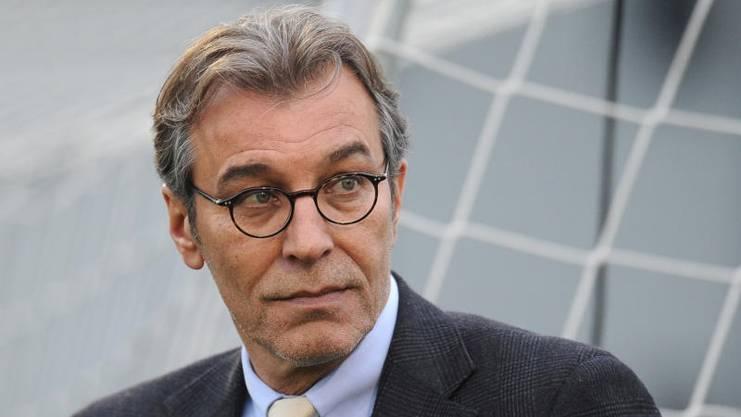 René Meier, Ehrenpräsident FC Wohlen, will noch vor dem Trainingsstart den neuen Trainer vorstellen.