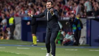 Der kroatische Trainer Ivan Leko coachte den FC Brügge letzte Saison zum Meistertitel – nun wurde er verhaftet.
