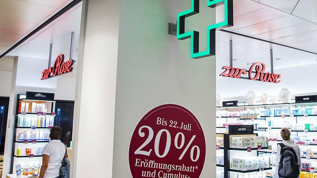 Zur Rose bereitet sich auf obligatorische Einführung des elektronischen Rezepts in Deutschland vor (Archivbild)