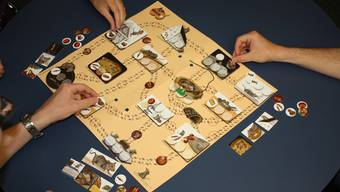 Das Museum.BL in Liestal hat ein Brettspiel mit dem Namen «Maus im Haus» entworfen.
