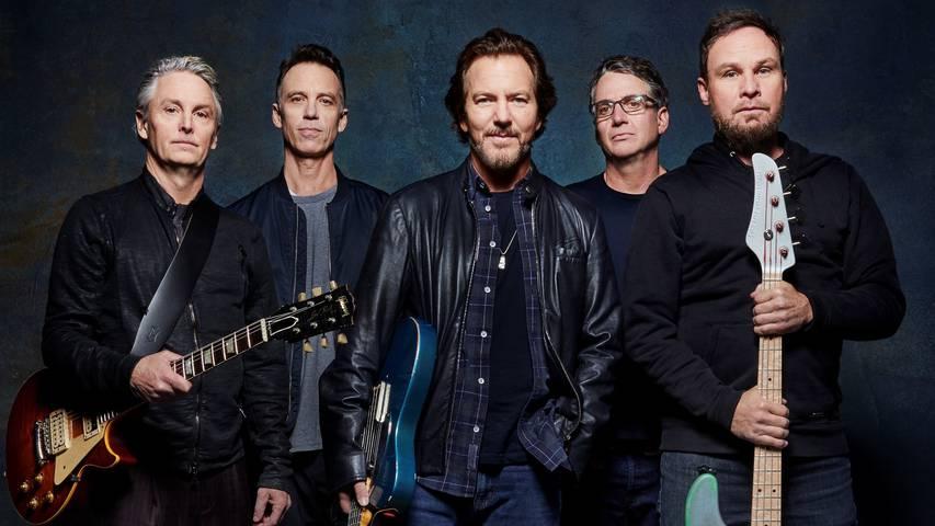 Pearl Jam - Erstmals seit 21 Jahren in Zürich