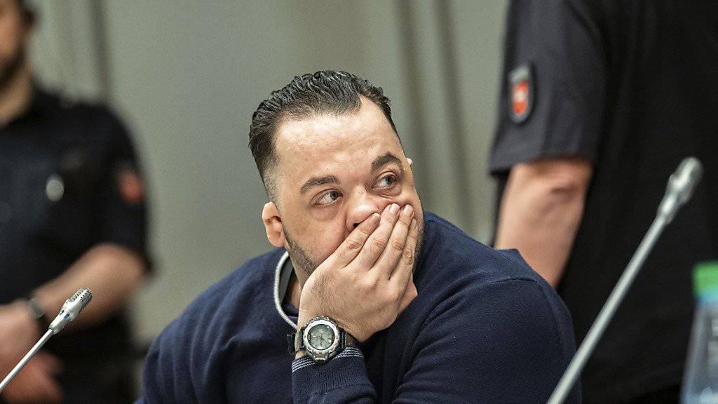 Wegen weiterer 85 Morde an Patienten verurteilt: Ex-Pflegel Nils Högl vor Gericht in Oldenburg.