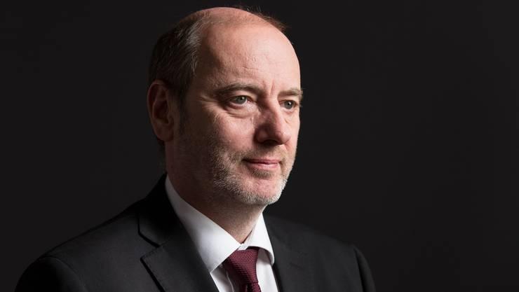 Bundesrichter Yves Donzallaz ins Kreuzfeuer seiner eigenen Partei geraten.