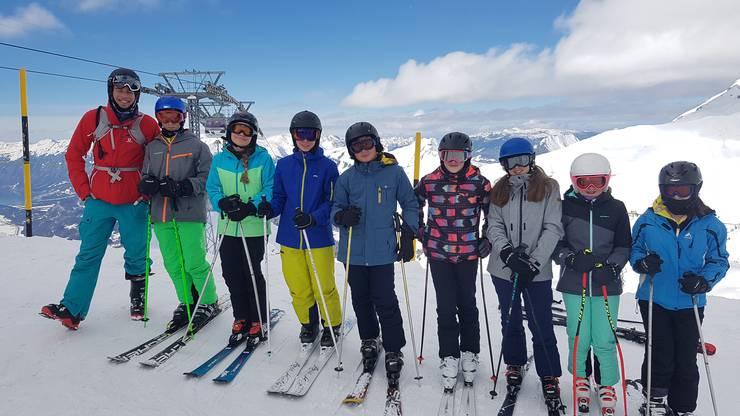 Gruppe Ski