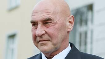 Noch ist nicht klar, in welchem Wahlkreis Valentin Landmann aufgestellt wird. (Archiv)