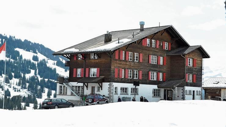 Das Ferienheim Saanenmöser, das der Stadt Solothurn 1971 geschenkt wurde, ist stark sanierungsbedürftig.