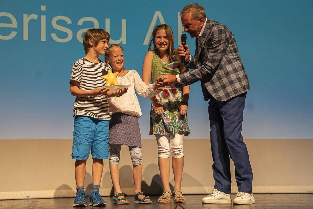 Sternenwoche Award 2017 (© UNICEF)