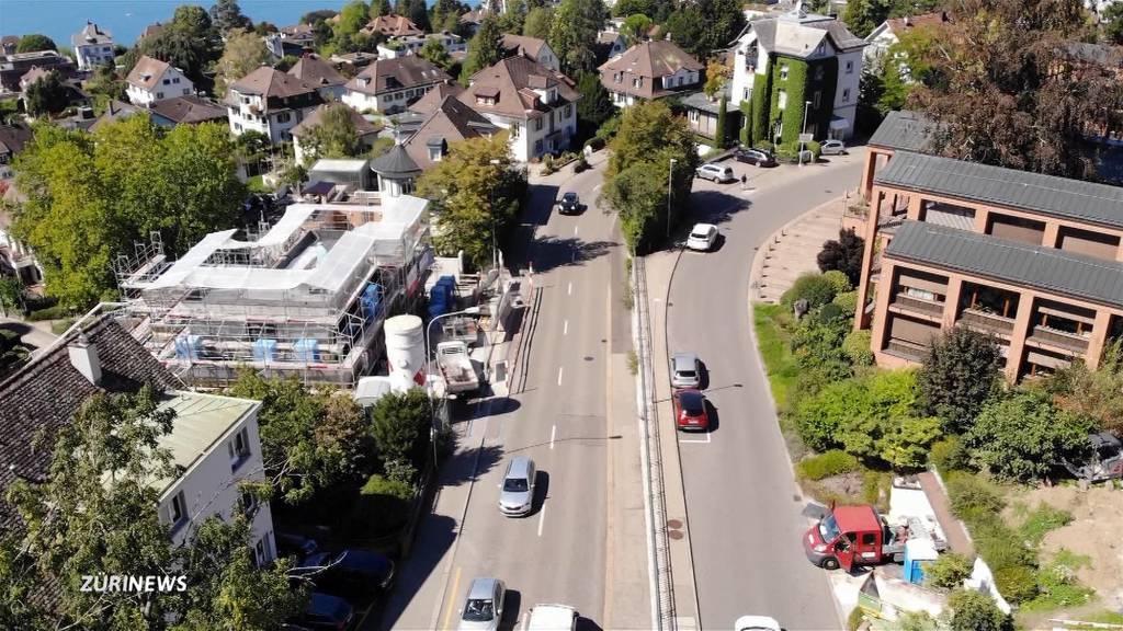 Gemeinden an der Goldküste befürchten Verkehrschaos im Quartier