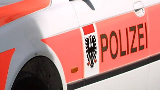 Eine Patrouille der Stadtpolizei Aarau war als erste vor Ort. (Archiv)