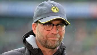 Nur noch froh, dass das Jahr 2014 bald vorüber ist: Jürgen Klopp.