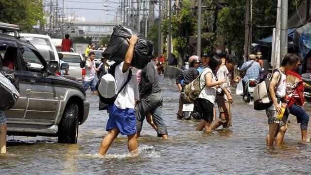 Die Situation in Bangkok verschärft sich weiter