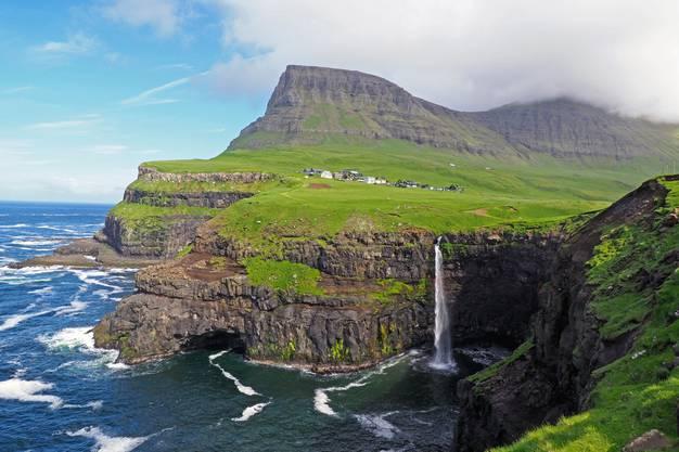 Die Inseln eignen sich perfekt für kleine Wanderungen.