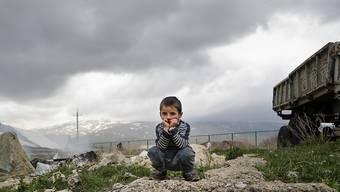 Gemäss einer Untersuchung der Organisation für wirtschaftliche Zusammenarbeit und Entwicklung (OECD) ist jedes siebte Kind in den OECD-Mitgliedstaaten von Armut betroffen (Symbolbild)