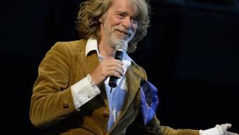Helge Schneider bei einem Auftritt in Zürich (Archivbild)