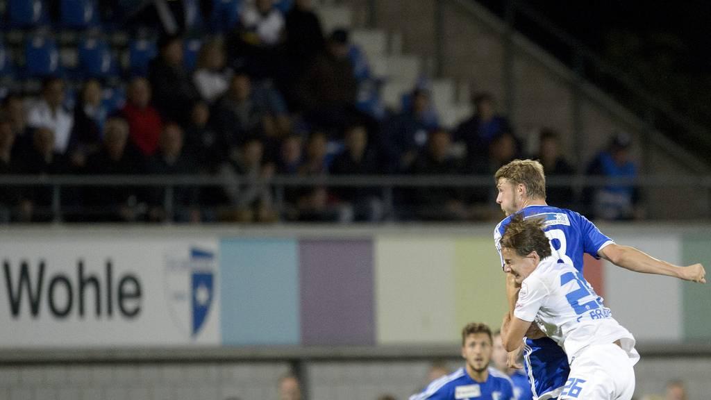 Nach FC Wohlen-Rückzug: Swiss Football League lässt Kritik nicht gelten.