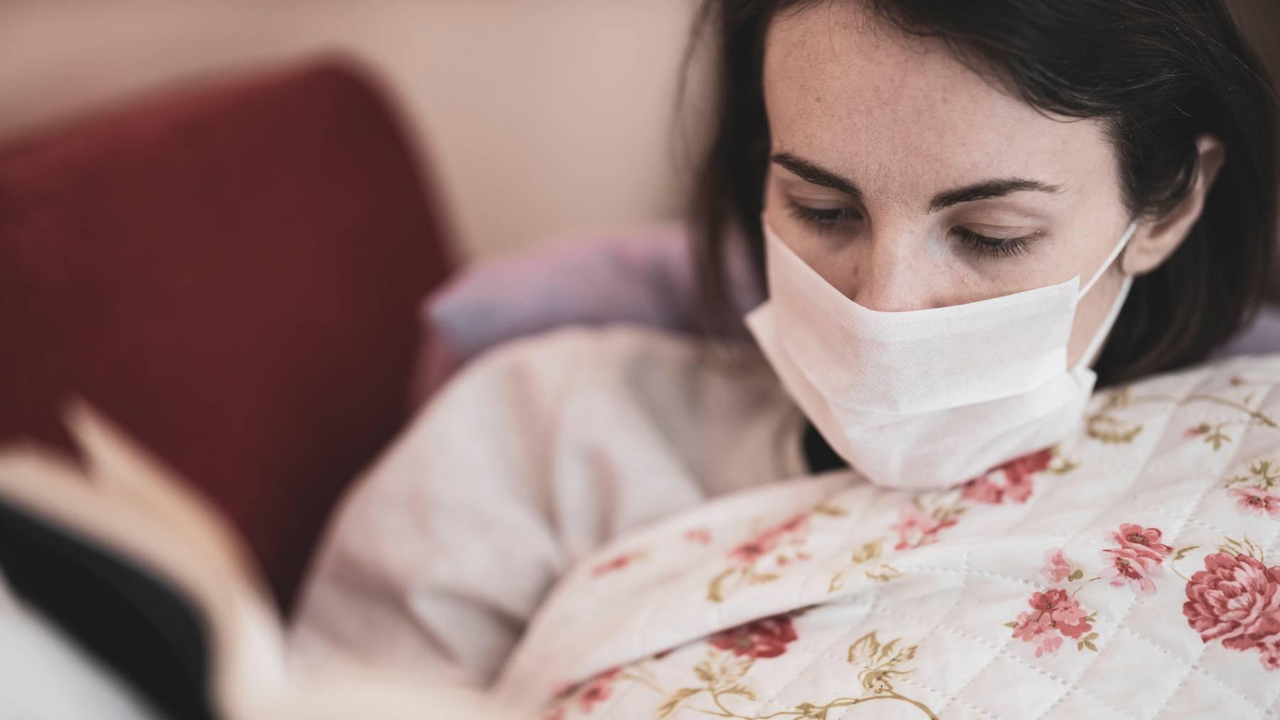 Maske Grippe
