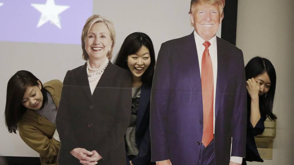 Über die Debatte wurde weltweit gelacht.