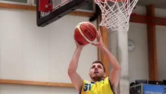 Ilija Vranic kann die Wings trotz guter Leistung nicht zum Sieg führen.