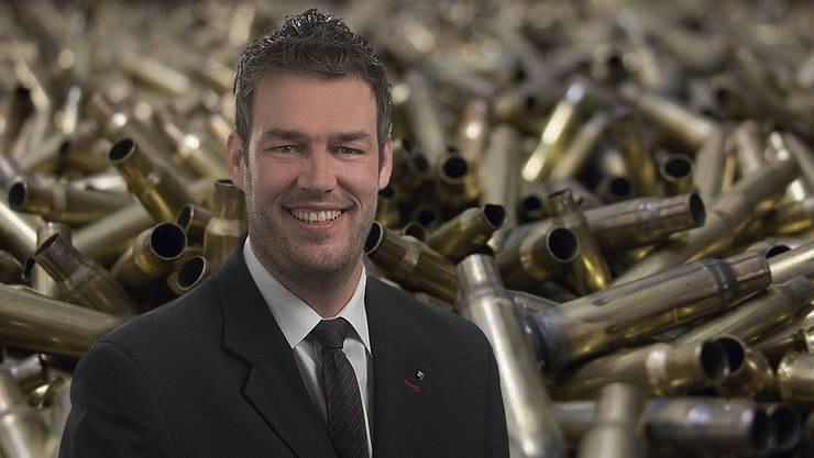 Grossrat Christoph Riner, Schütze und ehemaliger Kantonalfähnrich, sprach der Tagung in Döttingen aus dem Herzen: «Diese Waffenrichtlinie ist eine Zwängerei.»