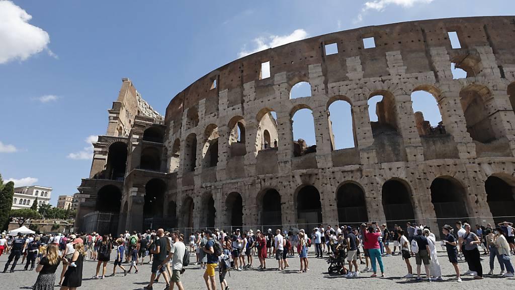 Italien: Weitere Corona-Regeln für Reisende